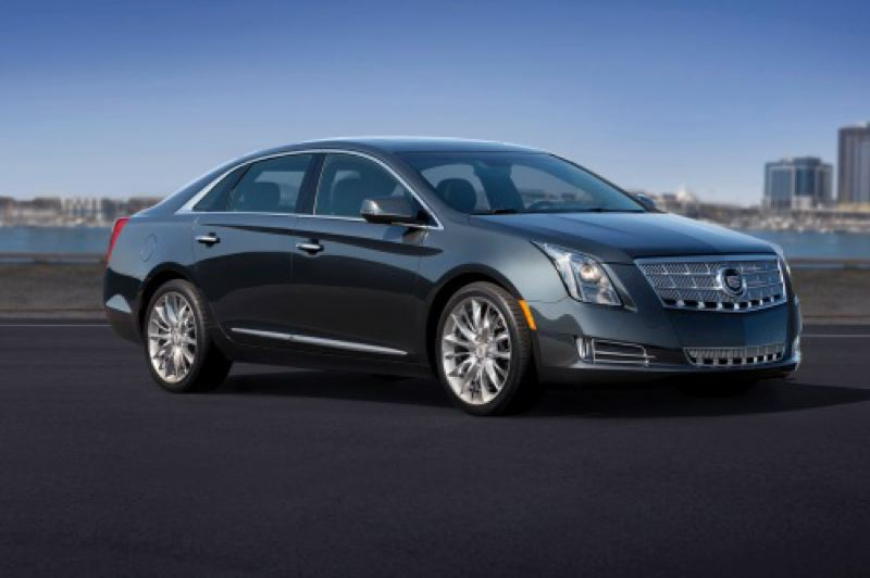 Pamplin Media Group 2013 Cadillac Xts The Proud Return Of The Big