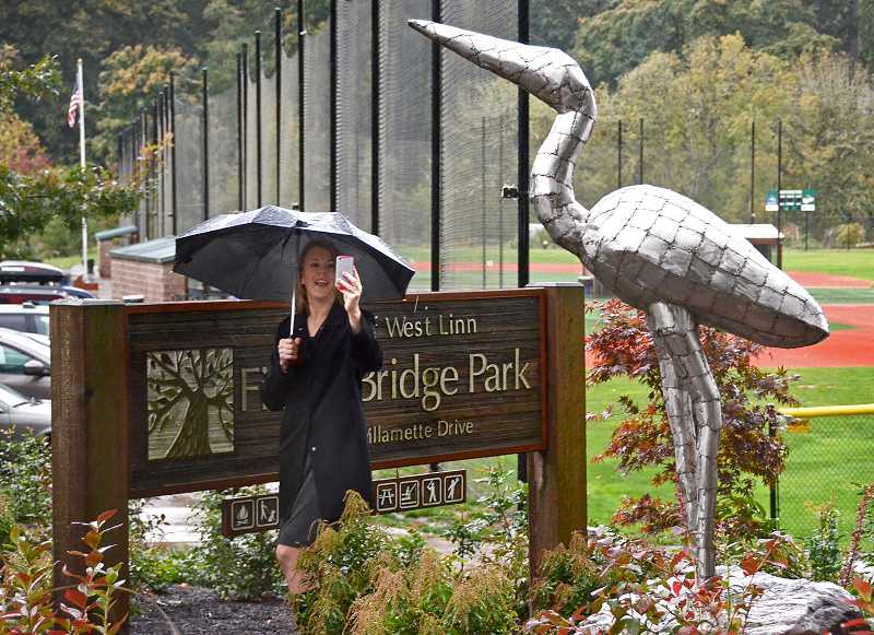by:  VERN UYETAKE - West Linn parks rank high with residents, according to a recently conducted online survey.