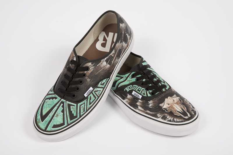 55b63ff5dcde7f by  SUBMITTED PHOTO - This is a winner from last year s Vans Custom Culture  competition