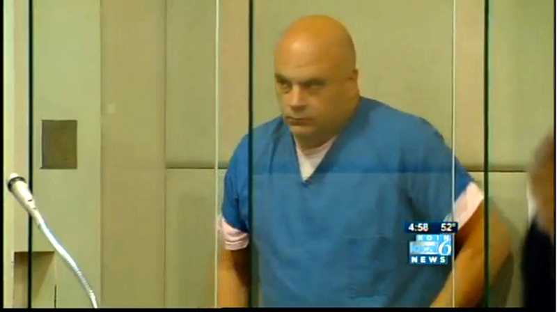 by: COURTESY OF KOIN CHANNEL 6 NEWS - Robert Paul Patton was sentenced in Multnomah County Court Monday