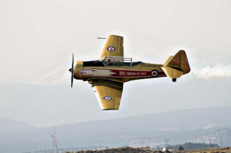 by: TOM BROWN - Bud Granley, of Bellevue, Wash., who flew for the Royal Canadian Air Force, will return to Madras for the Airshow of the Cascades in August.