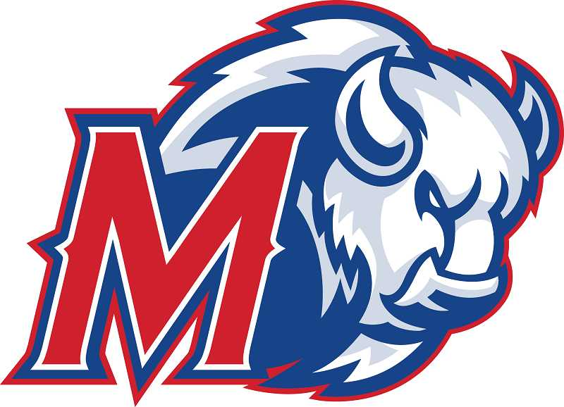 by: MHS ATHLETICS - Secondary logo