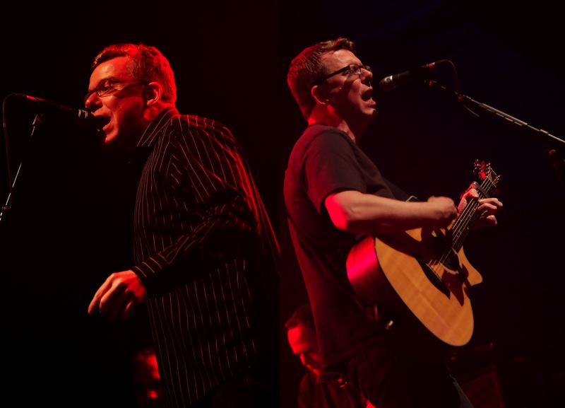 by: COURTESY OF EUAN ROBERTSON - Craig and Charlie Reid have walked a lot of miles through life to entertain fans as The Proclaimers, and they'll play at Mississippi Studios on April 24.