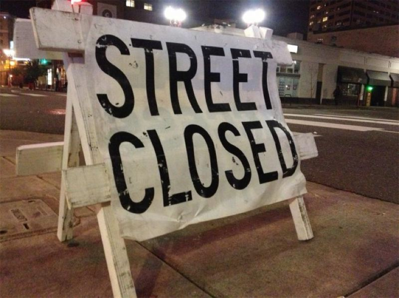 by: KOIN LOCAL 6 - Several streets in the Old Town Chinatown neighborhood have been shut down to vehicle traffic on weekends starting last December.