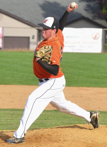by: JOHN BREWINGTON - Will Sprute was the winning pitcher in two of the three Scappoose wins.