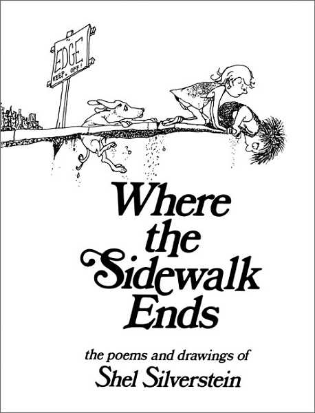 by: SUBMITTED PHOTO - Celebrate Children's Book Week by reading 'Where the Sidewalk Ends' with a child.