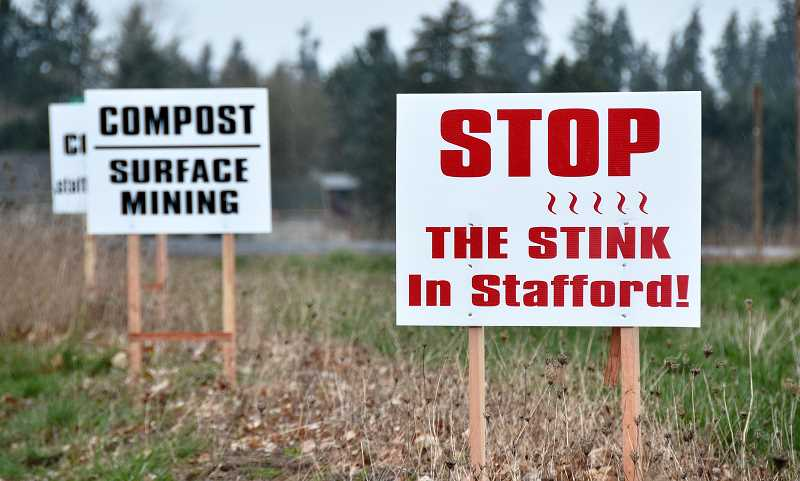 by: VERN UYETAKE - Despite changes in S&H's proposed composting facility, Stafford residents remain wary of health risks.