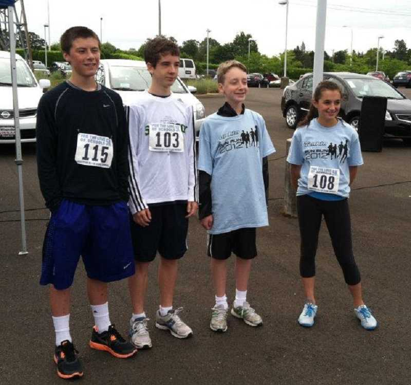 by: SUBMITTED - The second annual For the Love of Schools run will be held June 2. Participants get to decide which school program their fees will support.