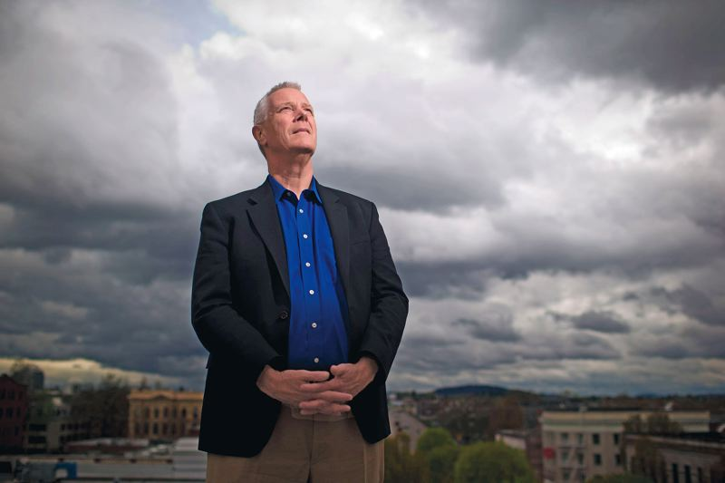 by: TRIBUNE PHOTO: CHRISTOPHER ONSTOTT - Bill Russell, executive director of Union Gospel Missioni in Old Town, battled alcoholism in his earlier years, giving up his position as district attorney in Idaho to focus on his own life and addicts and homeless. Hes been with Union Gospel Mission since 1989.