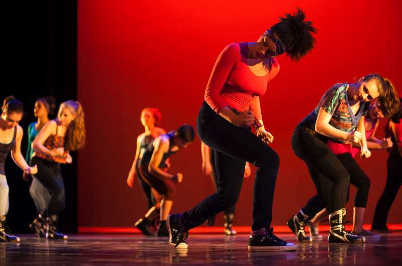 by: TIMES PHOTOS: NICK FOCHTMAN - Members of Dance West perform during ACMA's 20th Anniversary Celebration.