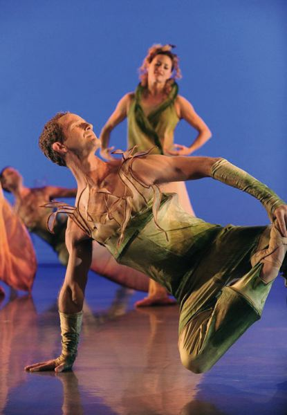 by: COURTESY OF BODYVOX - BodyVox and Chamber Music Northwest are collaborating again on In Motion, July 27-30 at St. Marys Clark Family Auditorium.