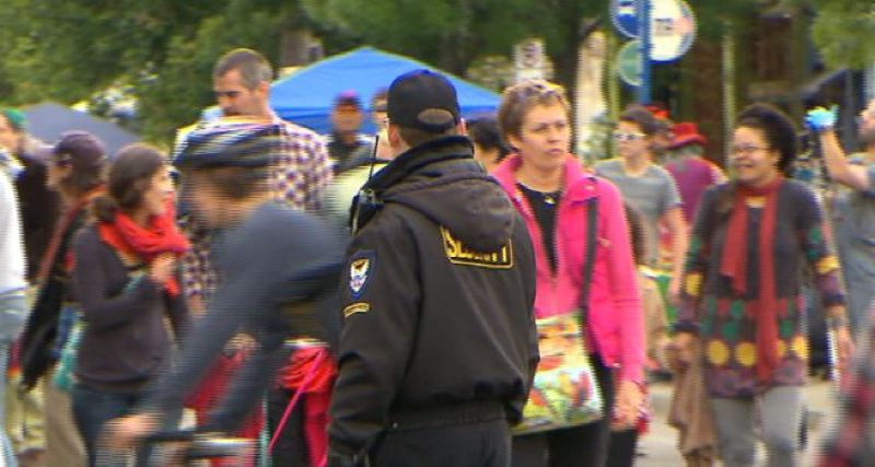 by: COURTESY OF KOIN LOCAL 6 - Members of the Friends of Last Thursday say they will no longer run the Northeast Portland art and entertainment event because of strict city permit requirements.