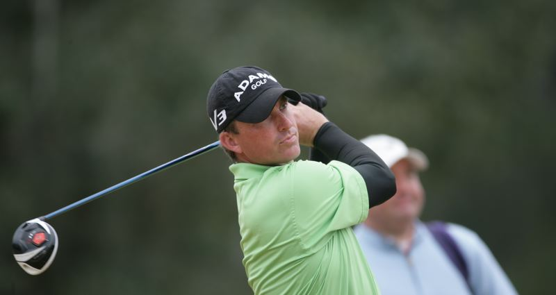 by: COURTESY OF JOHN RICHARDSON JR. - Ryan Nelson, former University of Portland and Forest Grove High golfer, has played in two of the past three U.S. Opens but is still looking to move up from a mini-tour circuit based in the Carolinas, near his home in Charleston, S.C.