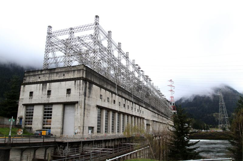 by: PAMPLIN MEDIA GROUP: JONATHAN HOUSE - The Bonneville Dam is part of a massive system of dams that are central to the Columbia River Treaty with Canada.