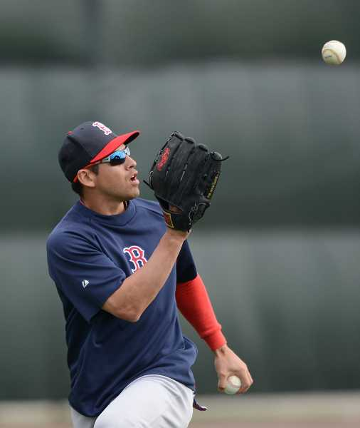 by: MIKE IVINS/BOSTON RED SOX - Boston Red Sox centerfielder Jacoby Ellsbury has stalled in the the MLB All-Star Game voting for American League outfielders, and is still in eighth place, trailing Baltimore's Nate McLouth by more than 400,000 votes.