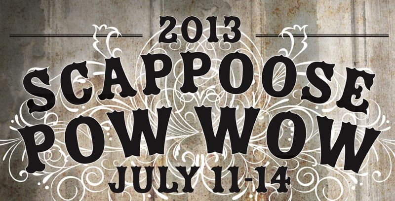 by: SPOTLIGHT  - The 2013 Scappoose Pow Wow starts this Thursday, July 11.