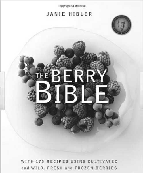 by: SUBMITTED - Check out The Berry Bible and whip up something delicios.