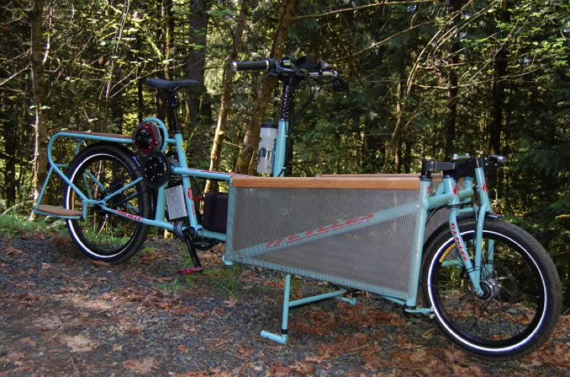 by: COURTESY OF ECOSPEED  - New Utility Horse is unveiled this week, designed and made by two Portland companies.