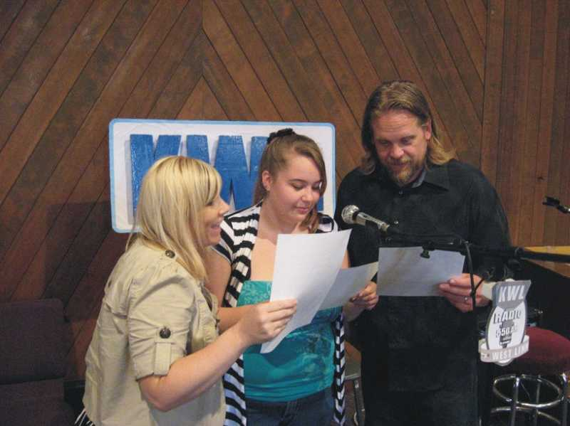 Pamplin Media Group - Radio Station KWL 550 AM to broadcast from Old