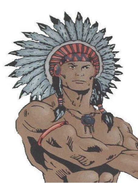 by: FILE PHOTO - Although Scappoose School District Superintendent Stephen Jupe said he has heard no complaints from the community about the Scappoose Indians Mascot, Justin Martin, tribal member and lobbyist for the Confederated Tribes of the Grande Ronde, said he will work to tweak mascots that dont properly represent the tribes historically tied to the region in which the logos are being used.