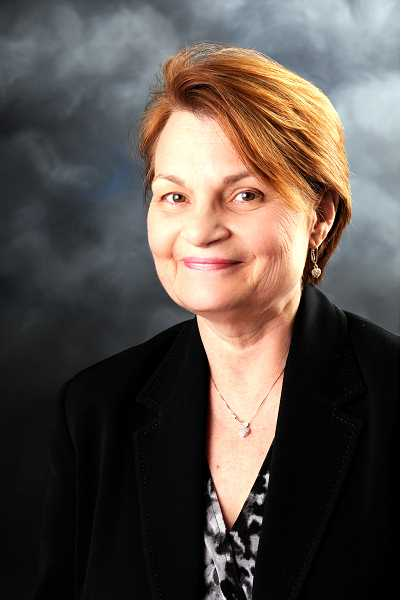 by: COURTESY OF CLACKAMAS FEDERAL CREDIT UNION - Mary Greco replaces Diann Owen as CEO.