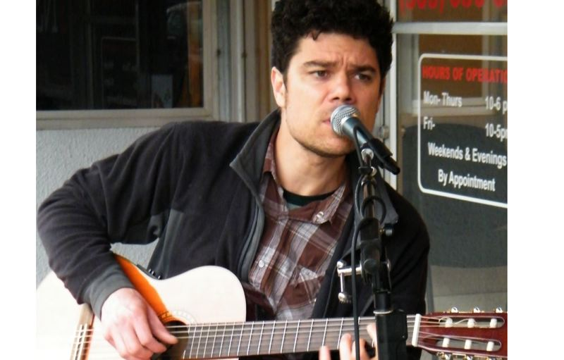 by: PHOTO COURTESY: MAIN STREET OC - Musician Jess Young will return to this year's First City Celebration Street Festival on July 27, when officials will kick off planning for the Willamette Falls area.