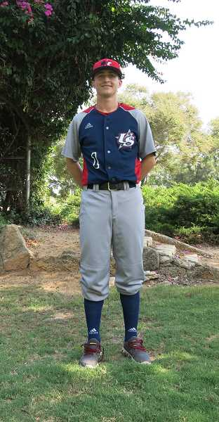by: KINGOFJBASEBALL.COM - Wilsonville High graduate Clayton Gelfand, who will continue his baseball career at Sacramento State, is spending time in Israel as a member of the U.S. junior team at the international Maccabiah Games.