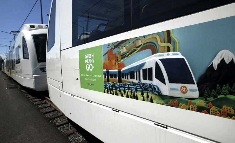 by: TIMES FILE PHOTO - Plans to bring high-capacity transit to Tigard and Tualatin moved one step closer this week as area officials approved a plan to move forward with the next phase of study. It is expected to be completed by 2017.