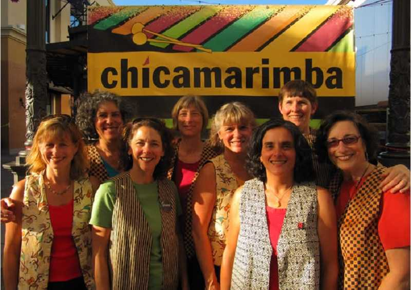 by: SUBMITTED - Chicamarimba will provide music for reading party.