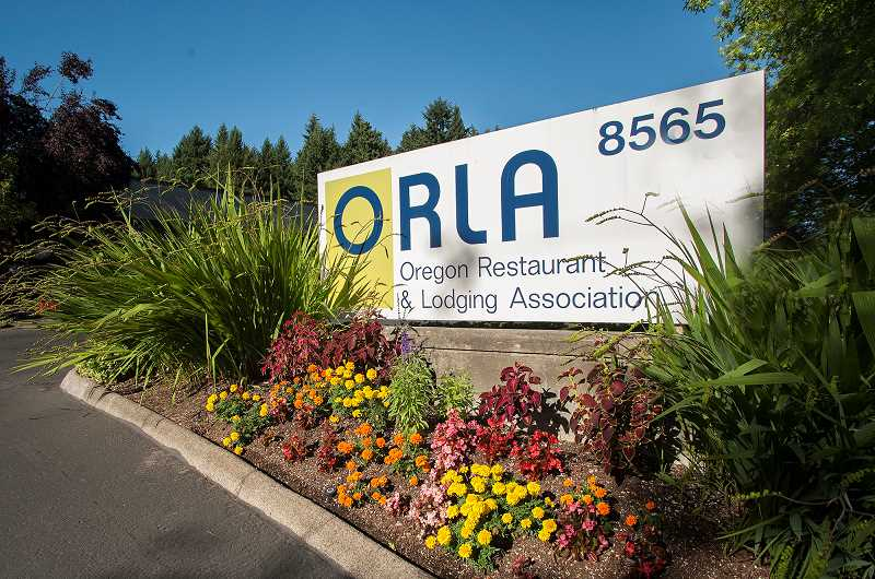 by: JOSH KULLA - The Wilsonville Chamber of Commerce will be moving to this north Wilsonville facility owned by the Oregon Restaurant and Lodging Association at the end of the year.