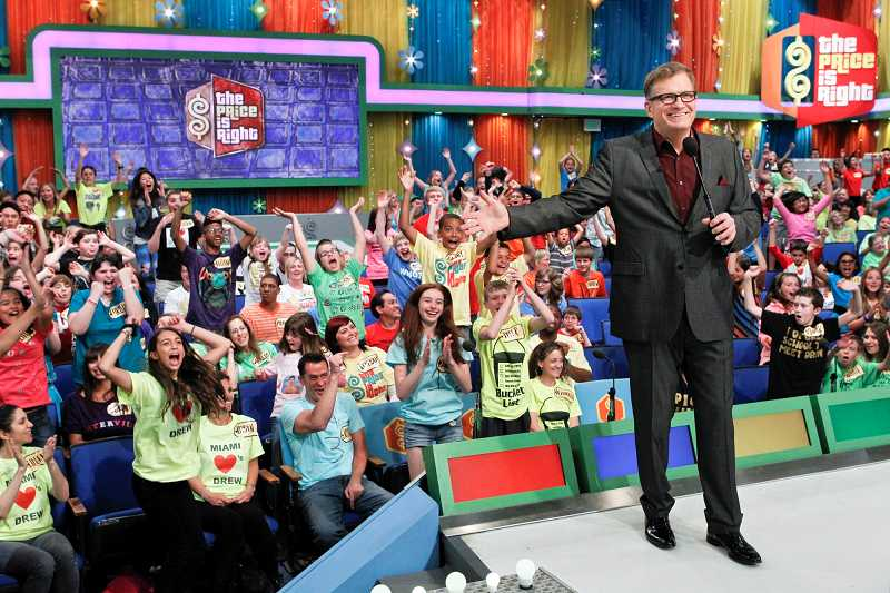 Drew Carrey has been the host of The Price is Right since 2008.