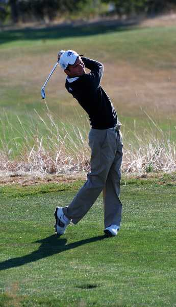 by: GONZAGA ATHLETICS - Travis Johnsen, who graduated from Wilsonville High School in 2009, recently finished his collegiate golf career at Gonzaga. Ill definitely miss it, he says.