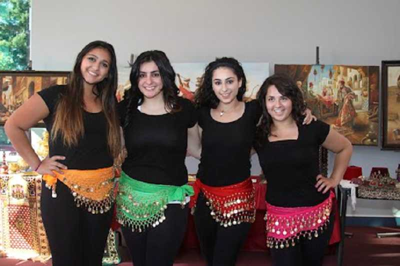 by: SUBMITTED PHOTO - Dabke dancers will once again perform Middle Eastern folk dancing during Sunday's festival.