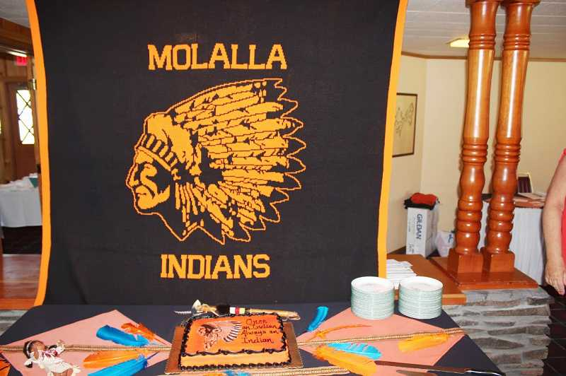 by: CLASS OF '68 - Molalla Indians banner from 1968