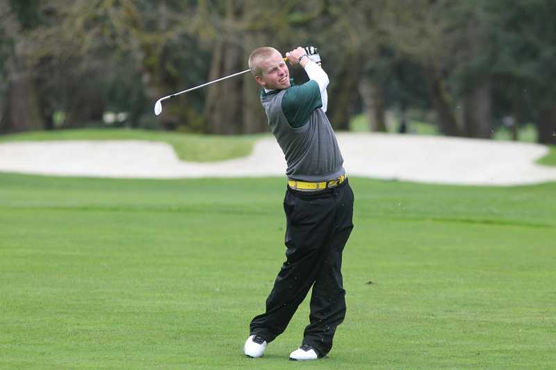 by: OREGON ATHLETIC COMMUNICATIONS - Canby High School alumnus Robbie Ziegler will serve the Wisconsin mens golf team as an assistant coach just months after graduating from the University of Oregon, where he was a standout golfer.