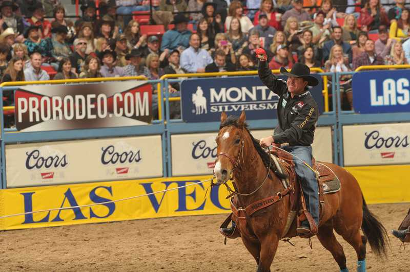 by: MIKE COPEMAN / PRCA - Trevor Brazile, a 17-time world champion and arguably the face of professional rodeo today, is slated to compete Aug. 16 at the Canby Rodeo this year.