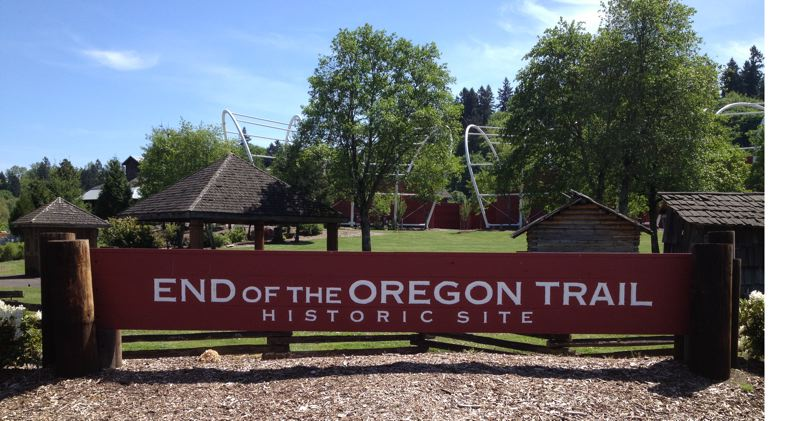 by: SUBMITTED PHOTO - The End of the Oregon Trail Interpretive and Oregon State/Mt. Hood Territory Visitor Center is at 1726 Washington St., Oregon City.
