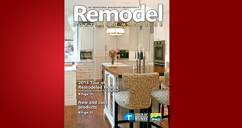 (Image is Clickable Link) by: PAMLIN MEDIA GROUP - Remodel Portland Magazine 2013
