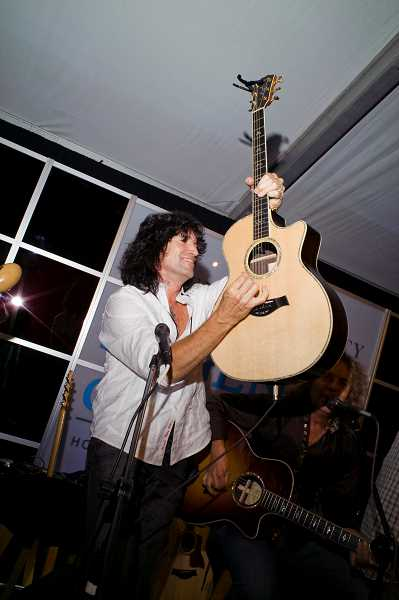 by: CHASE ALLGOOD - KISS guitarist Tommy Thayer heads the Pacific University fundraiser Legends, bringing in notable musicans and thrilling boosters with music. From Beaverton, Thayer didnt attend Pacific, but he enjoys lending support to the private college in his home area.