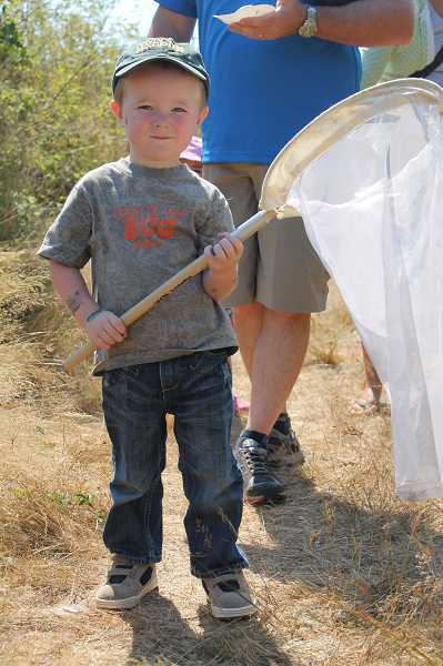 by: SUBMITTED PHOTO - One of Bug Fests primary goals is to educate young children about the natural world.