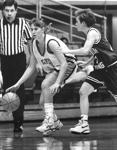 by: COURTESY PHOTO: OREGON STATE UNIVERSITY - Missy Smith starred on the basketball court at Forest Grove High School before taking her talents to the college level at Gonzaga University and Oregon State.