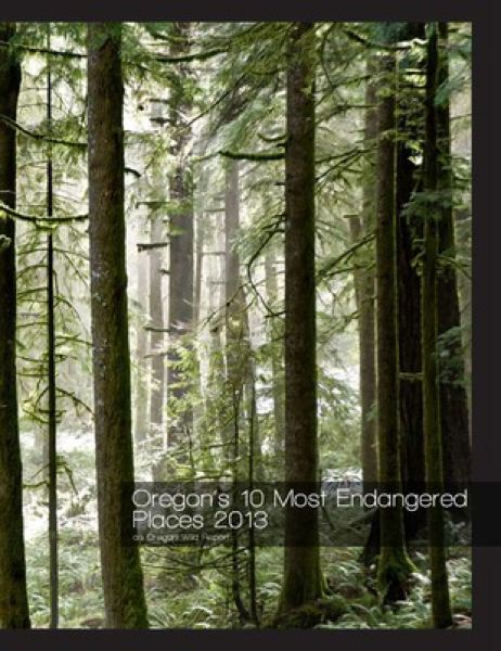 by: COURTESY: OREGON WILD  - New report lists O&C forests as most threatened in state