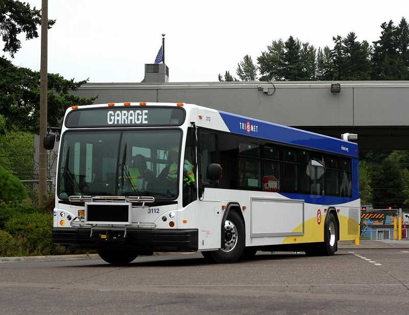 by: FILE PHOTO BY JON HOUSE - TriMet announced Monday changes to a handful of bus lines in Tigard and Sherwood. A new Line 93 will make a run between Sherwood and the Tigard Transit Center, beginning Sept. 1. It will run weekdays and weekends.