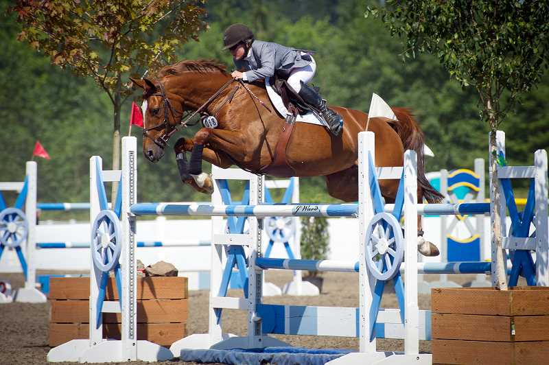 by: JULIE WARD - Check out the Northwest Spectacular horse show this weekend at Hunter Creek Farm in Wilsonville.
