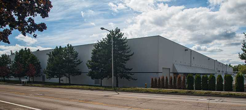 by: JOSH KULLA - The former Nike distribution center in Wilsonville now hosts wholesaler Pacific Natural Foods. But the 500,000-square-foot facility still has plenty of space to refurbish for manufacturing or other uses.