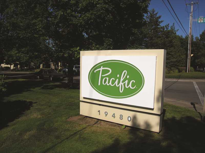 by: SUBMITTED PHOTO - Pacific Foods has grown at a rate of about 15 percent each year since it was first founded on Tualatin-Sherwood Road in 1987.