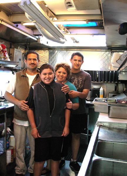 by: ISABEL GAUTSCHI - Meet the Sanchez family: Jose, Checho, Lorena Serrano and Jose: the family behind Pepe's Tacos.
