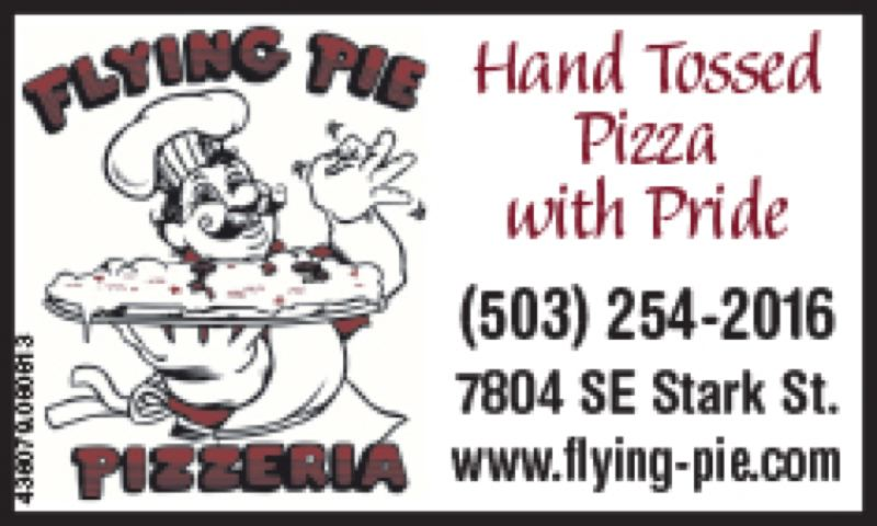 (Image is Clickable Link) Flying Pie Pizzaria