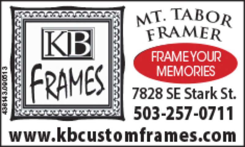 (Image is Clickable Link) KB Custom Frames