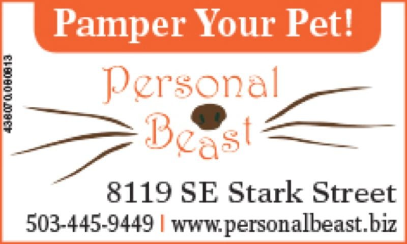 (Image is Clickable Link) Personal Beast